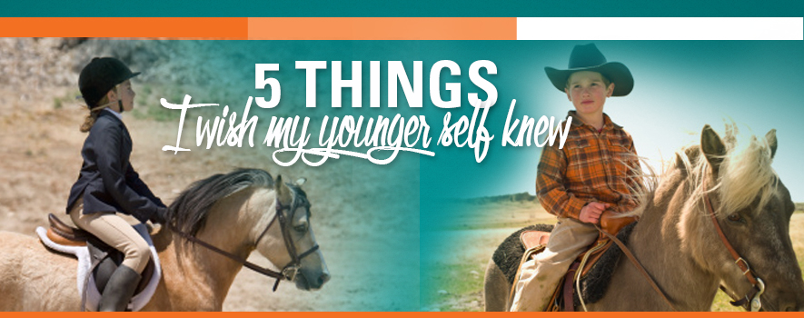5 Things I Wish My Younger Self Knew