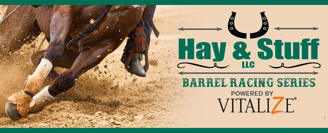 Hay and Stuff Barrel Racing Series