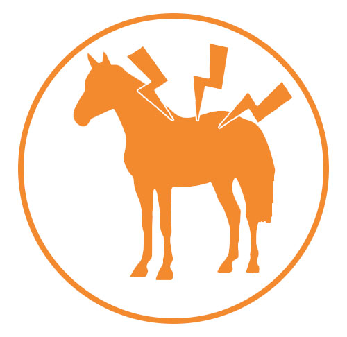 Stressed Horse